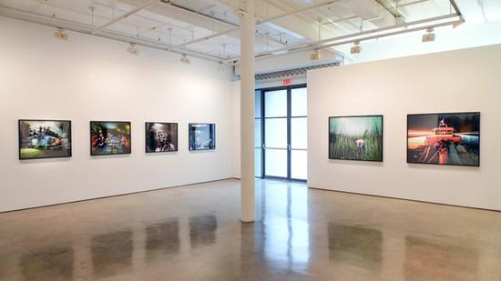 Yossi Milo Gallery, New York, USA 2011