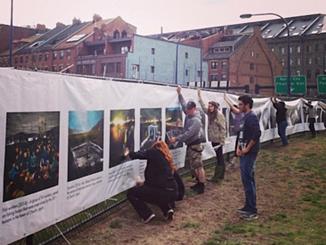 The Fence, Brooklyn 2014