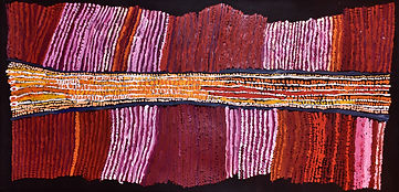 DVA Sir John Monash Centre Aboriginal artwork