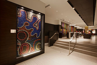 Nespresso capsule Aboriginal artworks