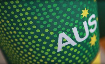 Australian Paralympian Aboriginal themed uniforms