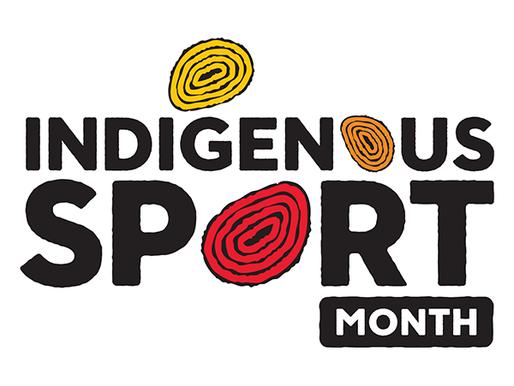 Balarinji creates design for Indigenous Sport Month