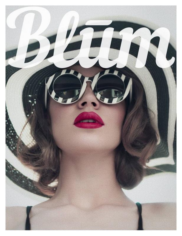 cover blum magazine