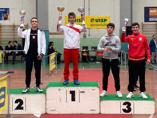 Esordio brillante per i Cadetti e Giovani alla prima prova del Campionato Regionale U20