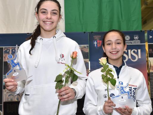 Bertini e Tenze Fioretto di Bronzo ad Assisi nel Trofeo Kinder+Sport