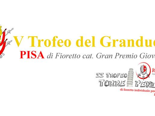 V Trofeo del Granducato di Fioretto GPG
