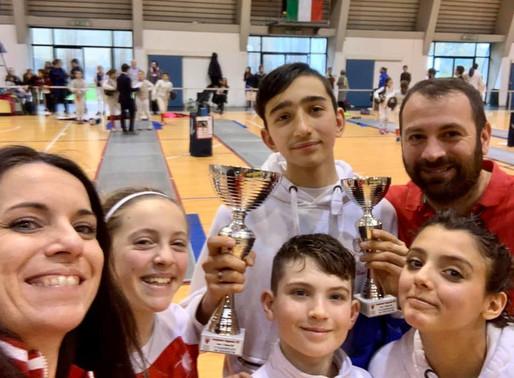Mattia Conticini è il nuovo Campione Regionale fra i ragazzi.