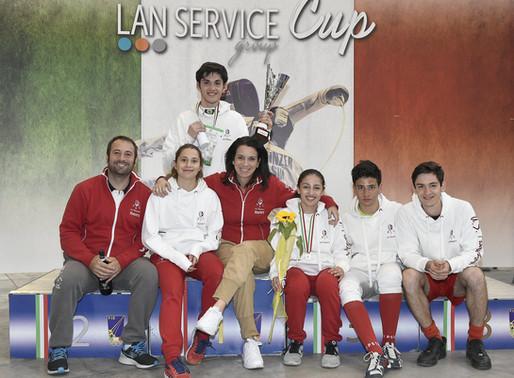 Marco Rossi vince la Coppa Italia Giovani di FM e Penelope Biagi terza nella gara di FF cadette