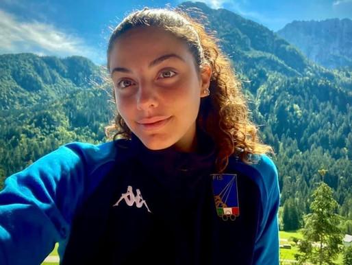 Collegiale U20 - U23 per Irene Bertini: La fiorettista pisana convocata in Nazionale