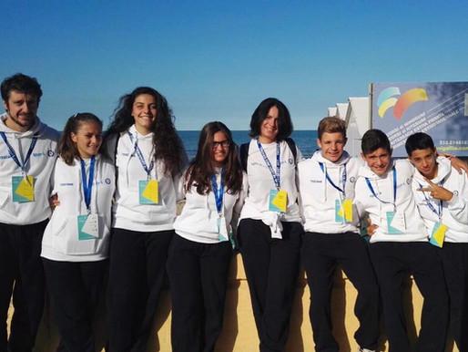Il Pisascherma presente al Trofeo CONI 2017 con Irene Bertini e con la Maestra Mantovani come CT