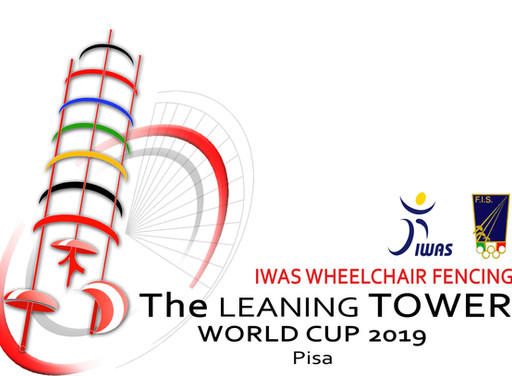 The Leaning Tower World Cup Pisa 2019