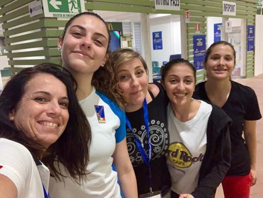 LECCE Campionati Italiani Cadetti e Giovani: DELITALA e BERTINI una coppia da Top 8 nel Fioretto U17