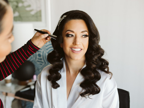 What To Know When Booking Your Bridal Glam Team