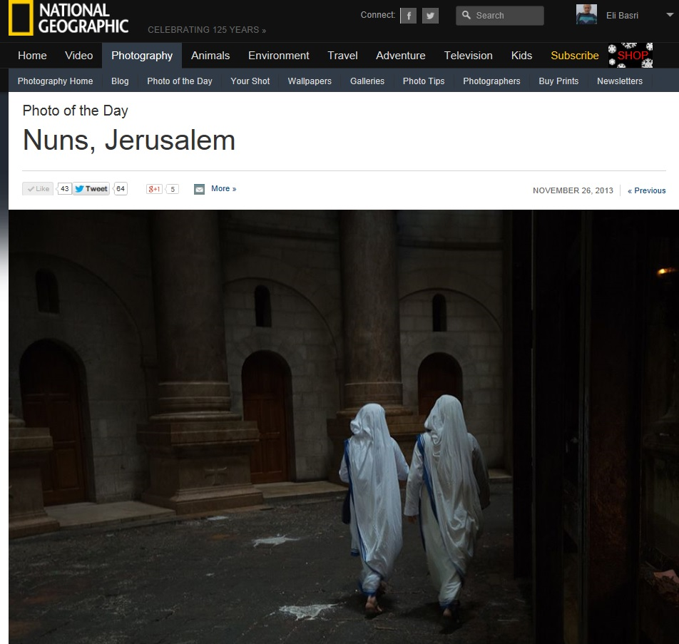 National Geographic - Photo of the day