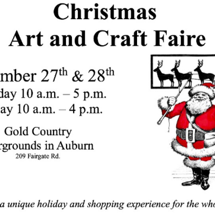 Christmas Art & Crafts Faire