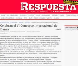 Celebran CIAD Cancún