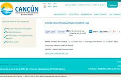 VI CONCURSO INTERNACIONAL DE DANZA C