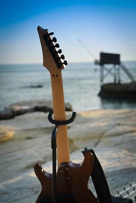 P.H.A.R tournage vidéo 3. Guitare