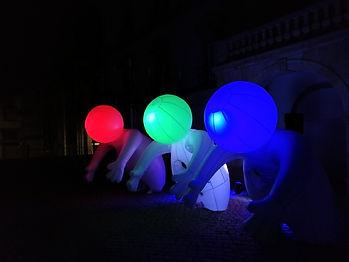 Les Bébés Géants en couleur
