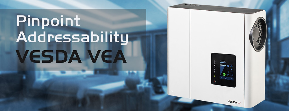 Vesda VEA Addressable ASD