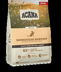 NS ACANA Cat Homestead Harvest Front Rig