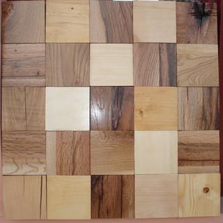 Panou din lemn lacuit
