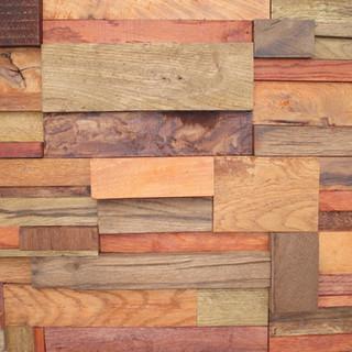 Panou din lemn 3D