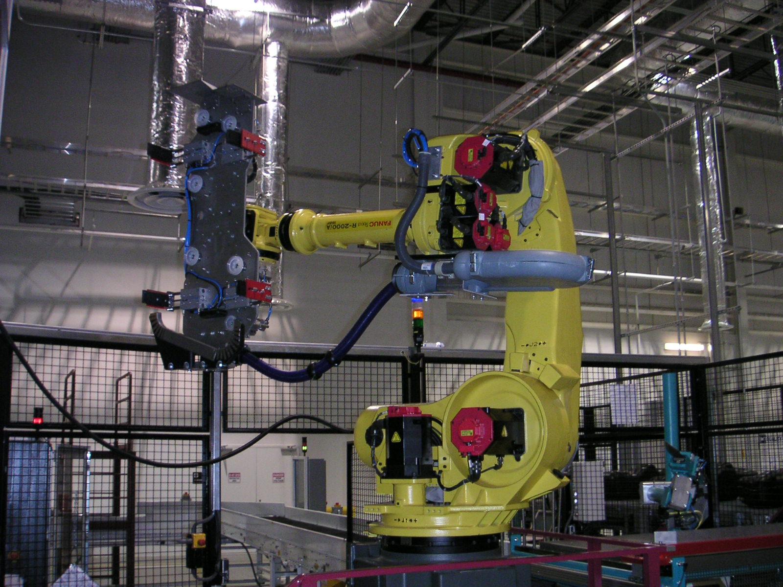 Roboterintegration (2/2)