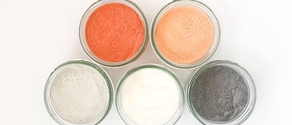 Elements Collection - Earth Paints