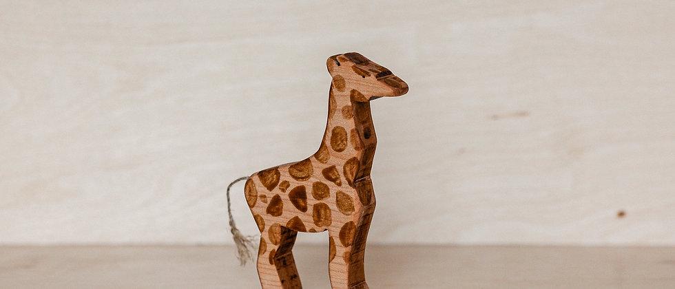 Gary The Giraffe Calf