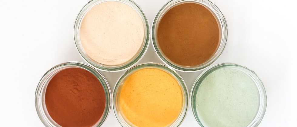 Playspiration Collection - Earth Paints