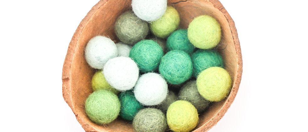 Grassland Felt Balls