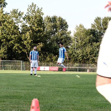 Unentschieden gegen die Sportfreunde Neersbroich 4