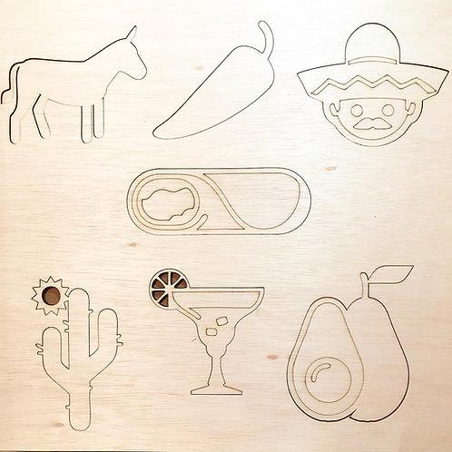 Accesorios México 2