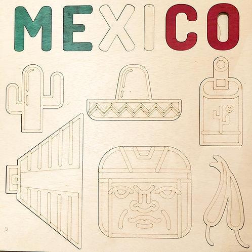 Accesorios México Básicos