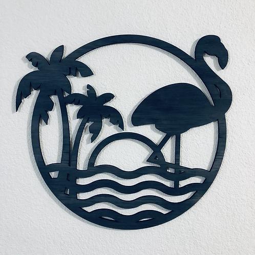 Mini cuadro Playa
