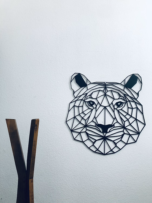 Tigre Geométrico