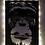 Thumbnail: Cuadro Gorilla con luz led