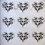 Thumbnail: Portavasos Corazónes