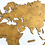 Thumbnail: Wooden Travel Map World - Sahara