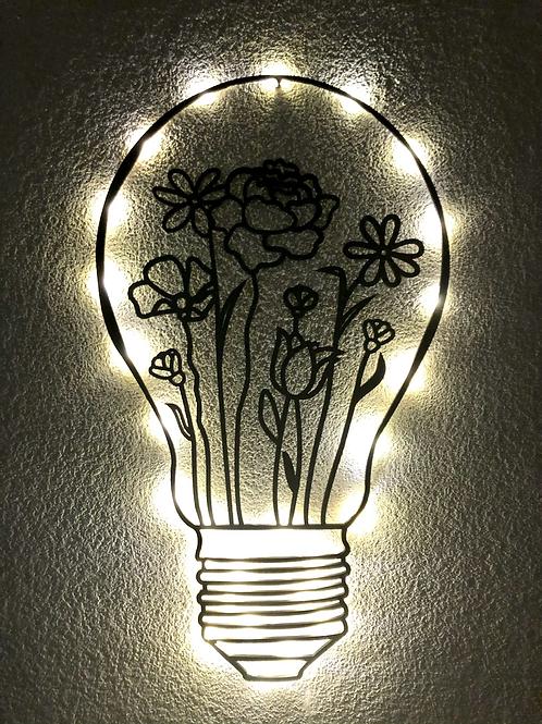 Foco Eco con luz led