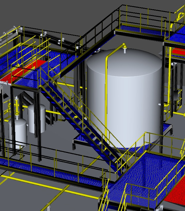 Metallurgical Plant: Team Project