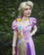 BALLET WITH RAPUNZEL!!! Class starts at