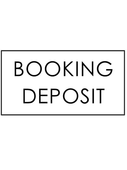 Deposit Payment for Courses