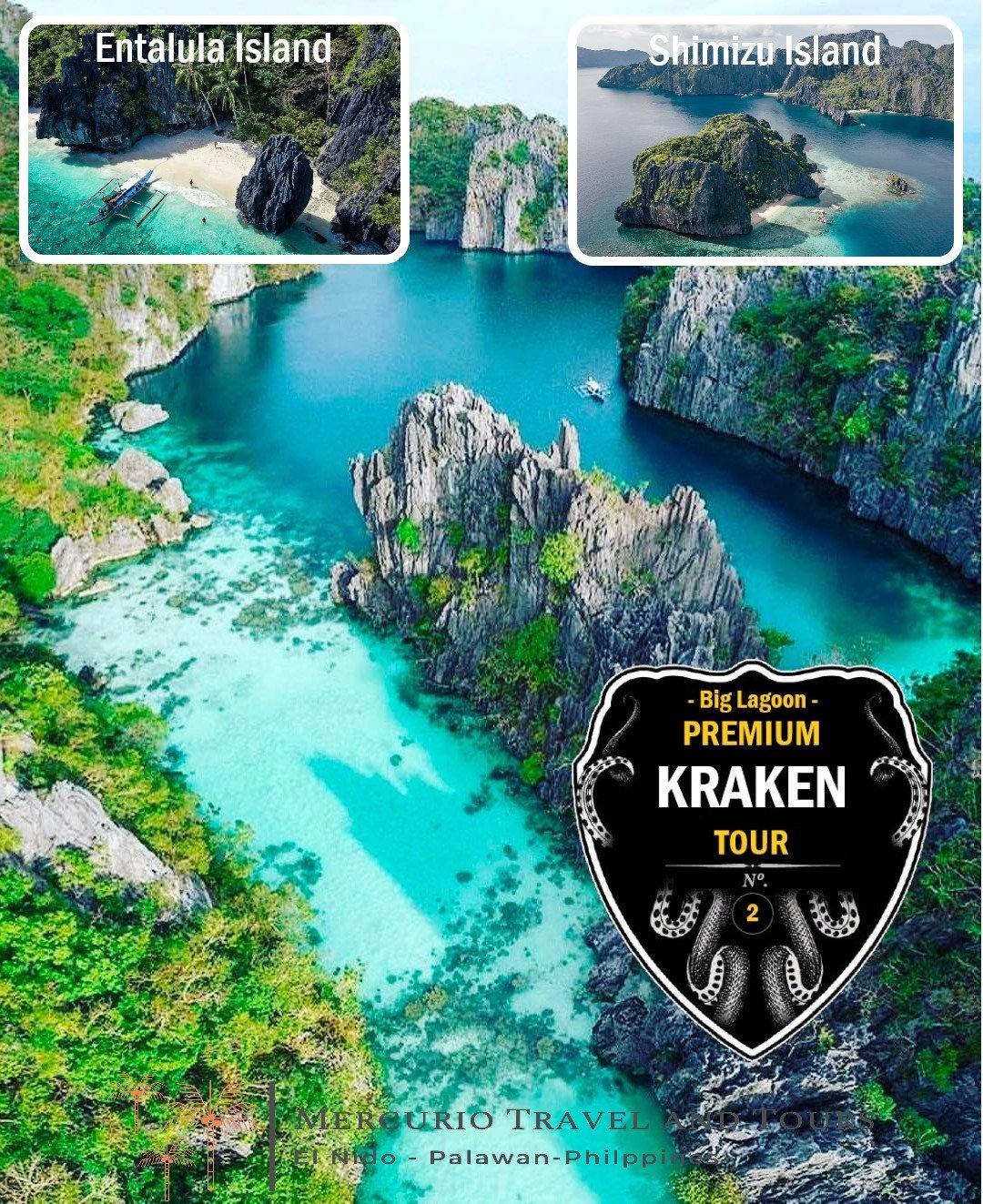PREMIUM TOUR Big Lagoon El Nido