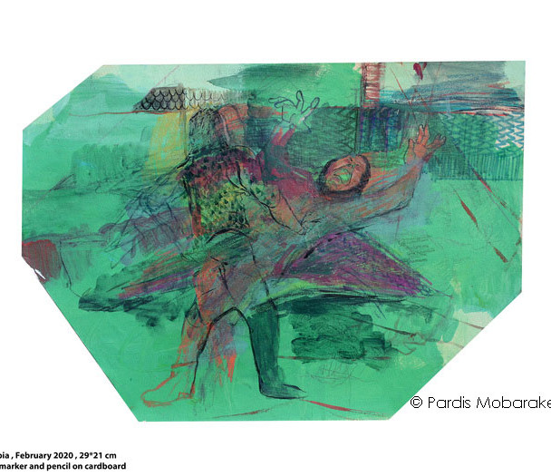Pardis Mobarake