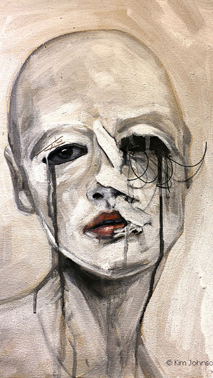 Johnson, Kim - Healing Dreams - Oil - 12