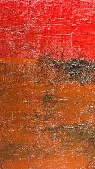 Katz, Michelle - Cahuilla Sunset - Acrylic on Canvas - 12 Inches x 9 Inches - $225.jpg