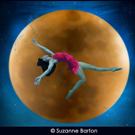 Suzanne Barton -Full Moon Rising - Under