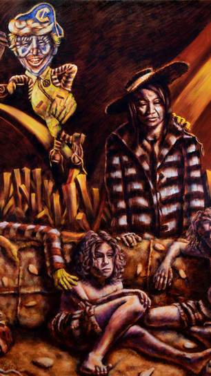 Bridger, Marc - Accomplishments - Oil on Canvas - 72 Inches x 60 Inches - NFS.jpg